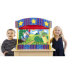 MD-2536 Tabletop Puppet Theater